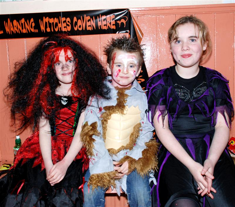 St Theresa's Halloween Party 08 (Gallery 2)