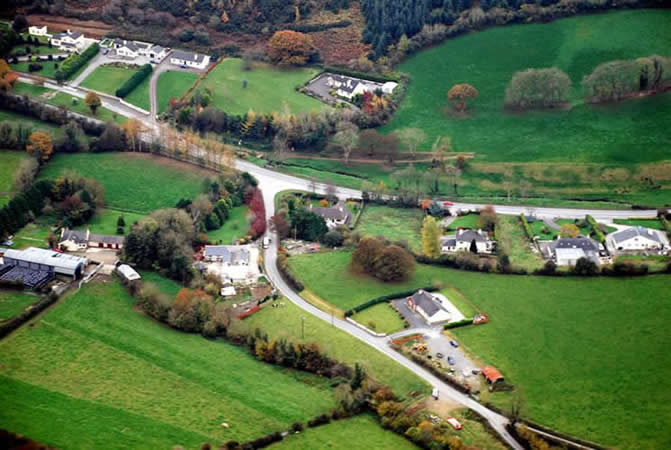 Aerial Photographs -  October 2007