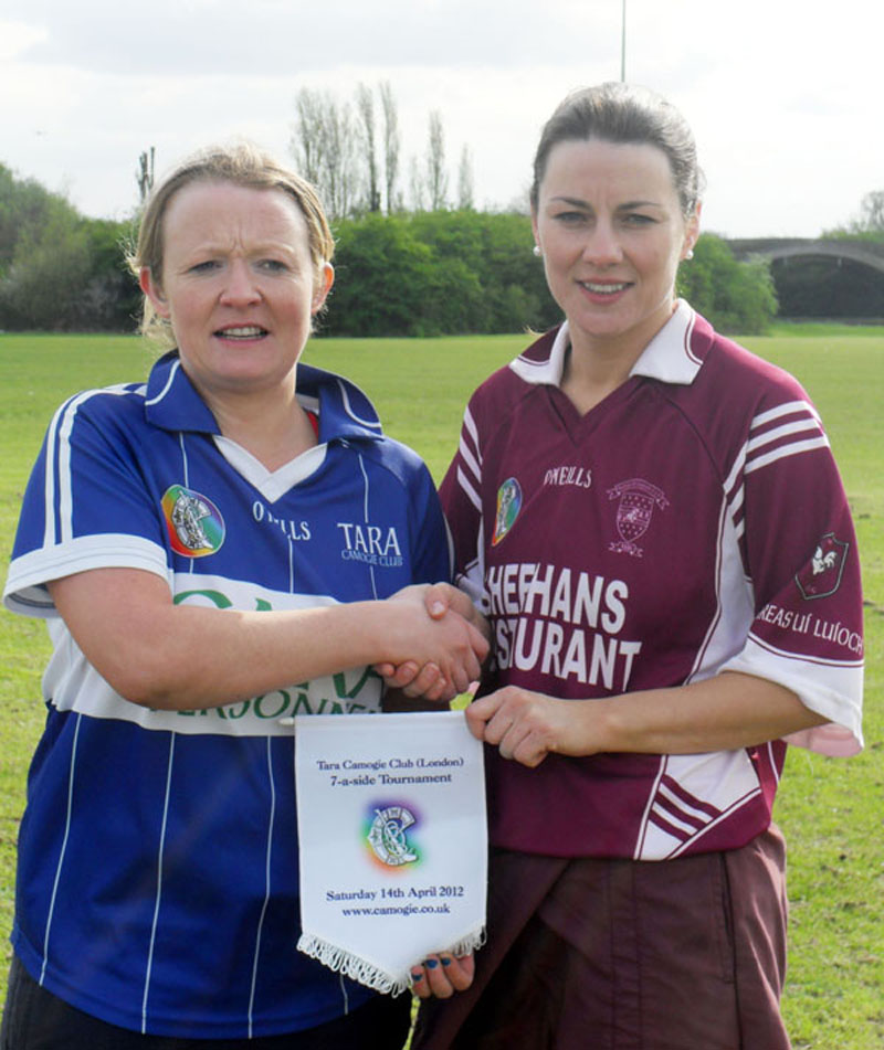 Camogie (London games) Photos