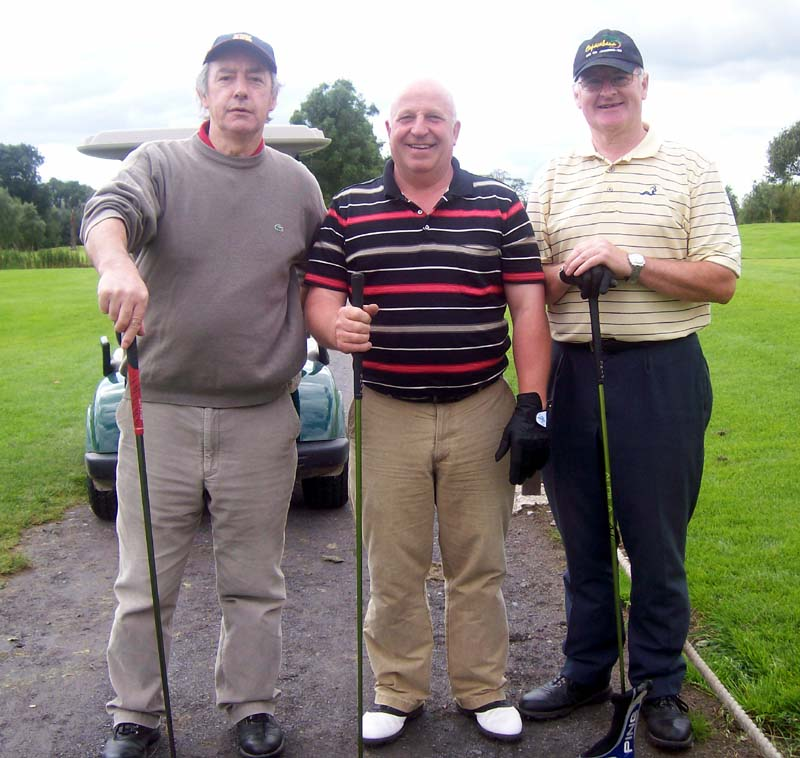 Harry Joes Golf Society Hollystown 2009