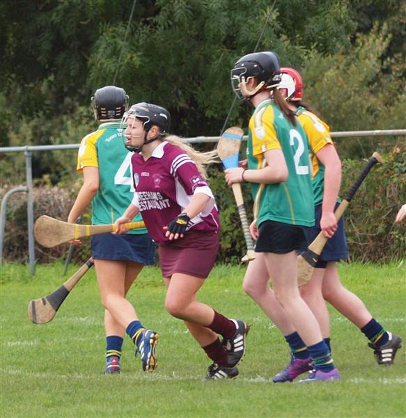 Junior A Camogie County Semi Final