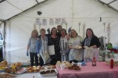 BBQ tent catering team (Medium)