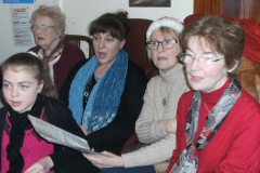 Choir at Carrigeen 4