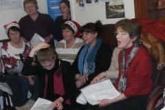 Choir at Carrigeen 6