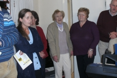 Choir at Carrigeen 8