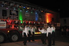 Dancers at variety concert (Medium)
