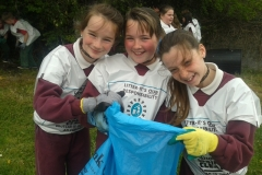 scoil cleanup1