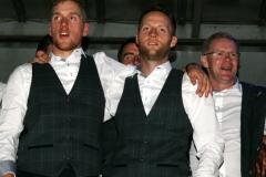 Conor , Dan, Paddy