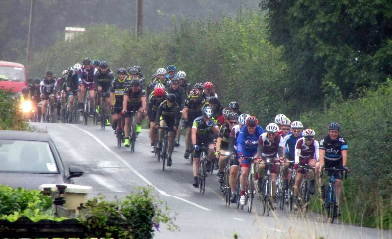 Borrisoleigh Charity Cycle 2016